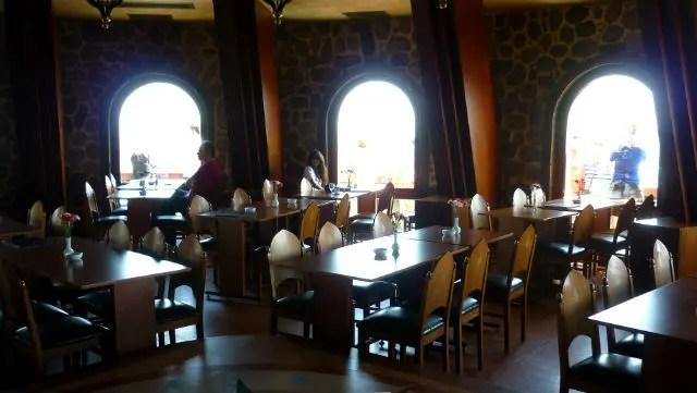 Restaurante da Torre de Galata - Istambul (Foto: Esse Mundo É Nosso)