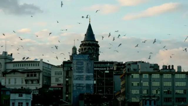Torre de Galata - Istambul (Foto: Esse Mundo É Nosso)