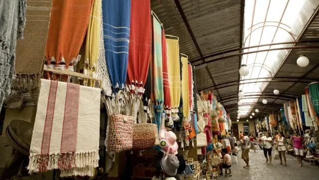 Mercado de Aracaju (Foto: Ascom)