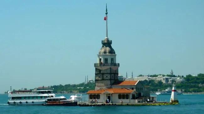 Top 5 melhores vistas panorâmicas de Istambul - Esse Mundo É Nosso