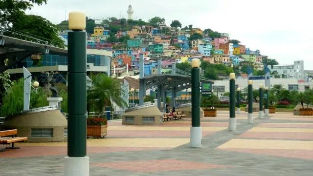 Las Peñas - Guayaquil - Equador (Foto: Esse Mundo É Nosso)