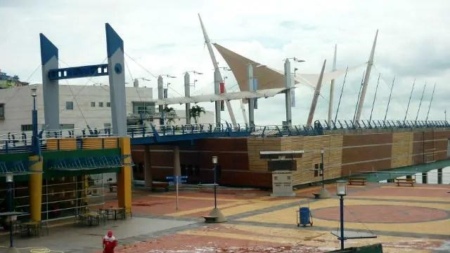 IMAX no Malecón 2000 - Guayaquil, Equador (Foto: Esse Mundo É Nosso)