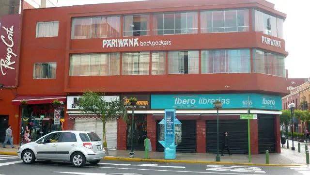 Pariwana Hostel Lima (Foto: Esse Mundo É Nosso)
