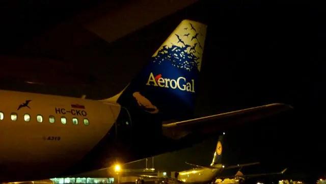 Como é voar pela Aerogal (Foto: Esse Mundo É Nosso)