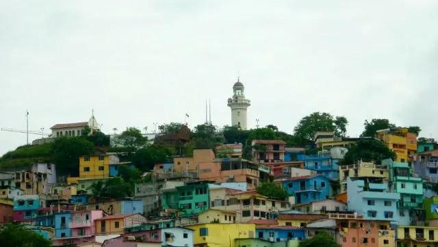 Cerro Santa Ana - Guayaquil, Equador (Foto: Esse Mundo É Nosso)