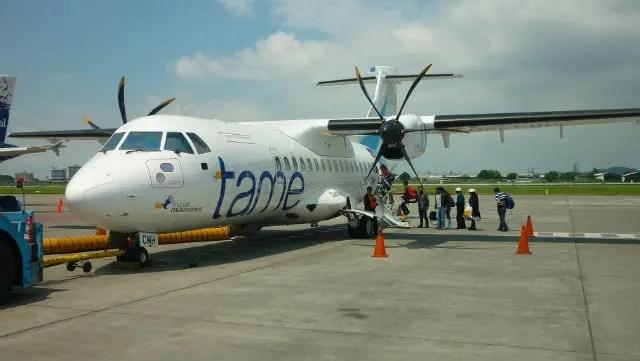 Como é voar TAME - Aeroporto de Guayaquil (Foto: Esse Mundo É Nosso)
