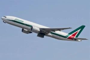 Como é voar Alitalia (Foto: Alitalia)