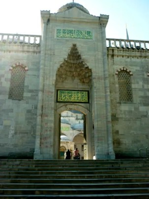 Mesquita Azul - Istambul (Foto: Esse Mundo É Nosso)