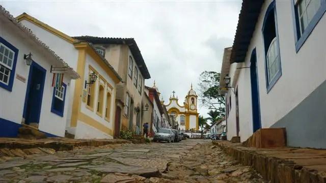 Tiradentes (Foto: Esse Mundo É Nosso)
