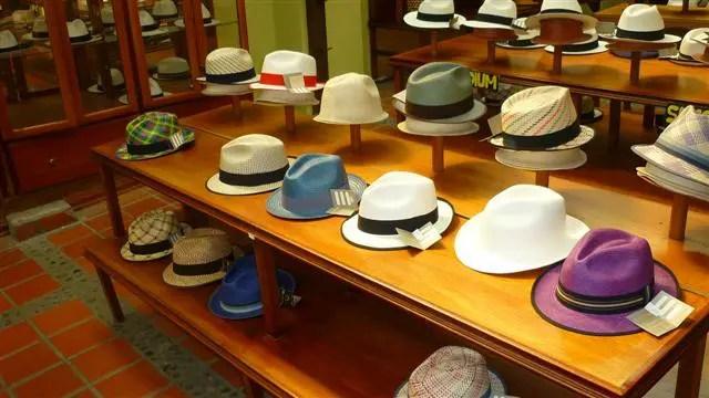 Chapéu do Panamá de Cuenca, Equador (Foto: Esse Mundo É Nosso)