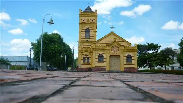 Centro Histórico de Boa Vista, Roraima (Foto: Esse Mundo É Nosso)