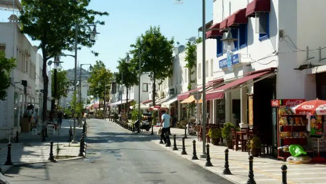 Bodrum, Turquia (Foto: Esse Mundo É Nosso)