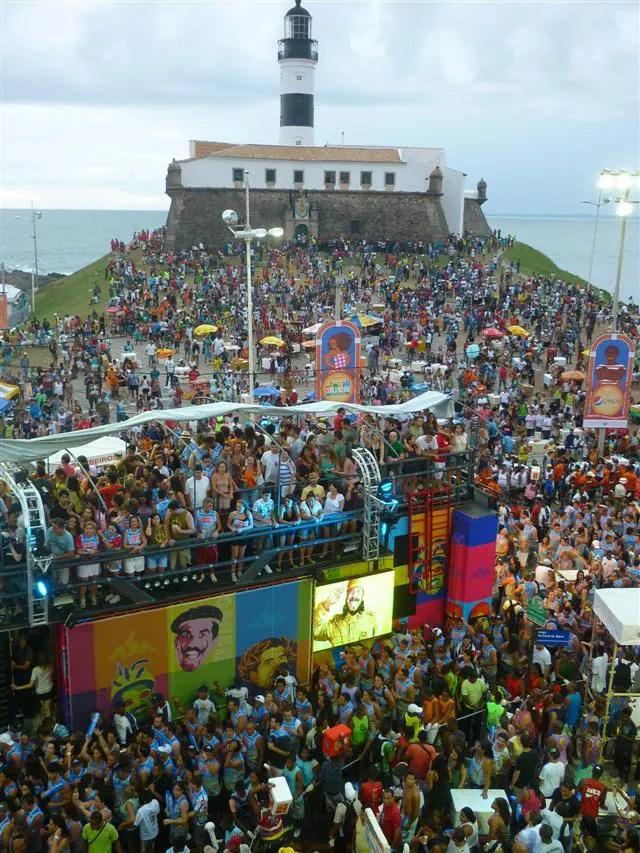 Carnaval de Salvador (Foto: Esse Mundo É Nosso)