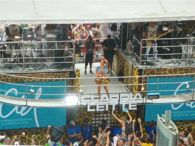 Claudia Leitte no Carnaval de Salvador (Foto: Esse Mundo É Nosso)