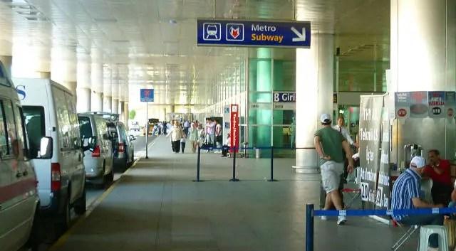 Aeroporto - Como ir do aeroporto de Istambul ao centro (Foto: Esse Mundo É Nosso)