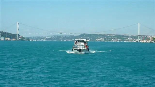 Ponte do Bósforo - Istambul (Foto: Esse Mundo É Nosso)