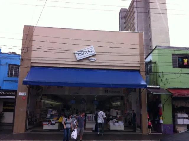 Outlet no Brás: Lojas Copatex (Foto: Esse Mundo é Nosso)