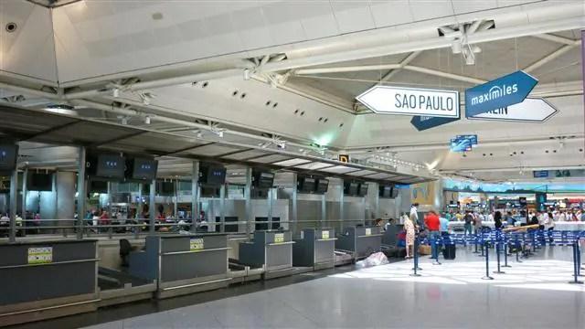 Aeroporto de Istambul - Terminal Internacional (Foto: Esse Mundo É Nosso)