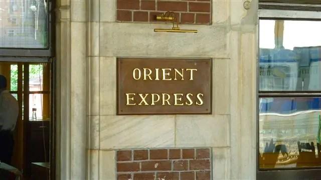 Orient Express Istambul - Estação Sirkeci (Foto: Esse Mundo É Nosso)