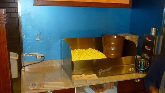 Garrett Popcorn (Foto: Esse Mundo é Nosso)