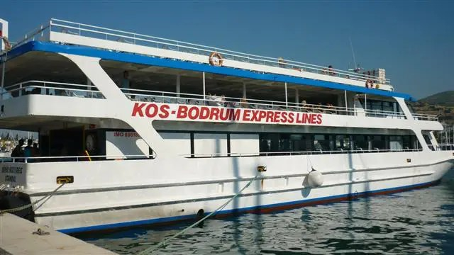 Turquia à Grécia de Barco - Marina de Bodrum, Turquia (Foto: Esse Mundo É Nosso)