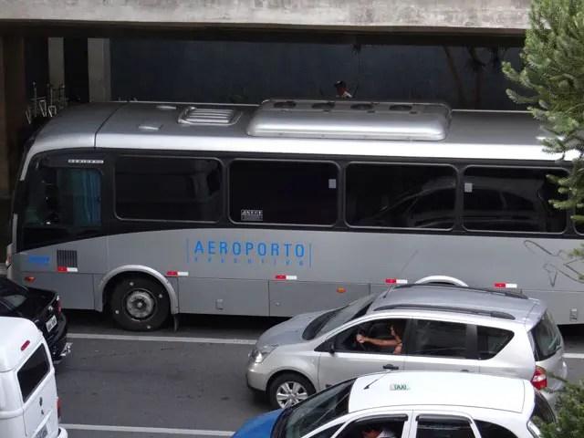 Como ir do aeroporto de Curitiba ao centro da cidade (Foto: Esse Mundo É Nosso)