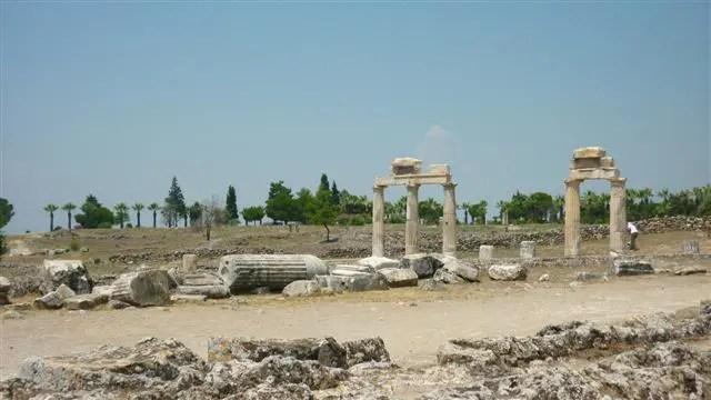 Pamukkale - Hierápolis, Turquia (Foto: Esse Mundo É Nosso)