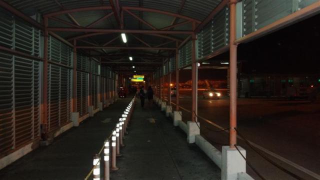 Conexão em Kuala Lumpur - Terminal Low-Cost LCCT (Foto: Esse Mundo É Nosso)