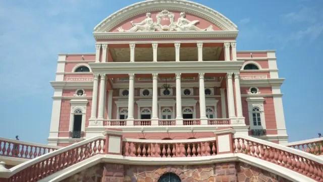Teatro Amazonas (Foto: Esse Mundo é Nosso)
