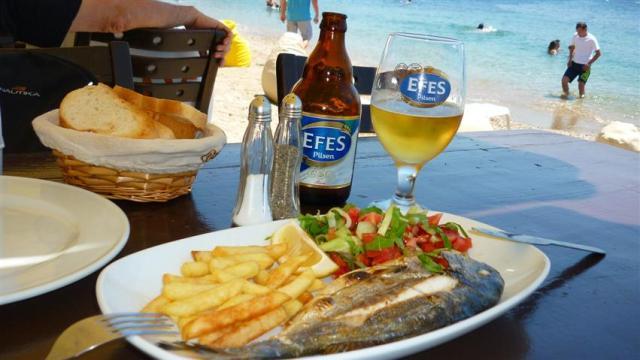 Comida Típica da Turquia - Peixe (Foto: Esse Mundo É Nosso)