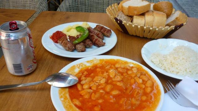 Comida Típica da Turquia - Arroz e feijão turcos (Foto: Esse Mundo É Nosso)