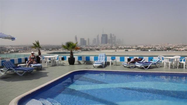 Hospedagem econômica em Dubai (Foto: Esse Mundo É Nosso)