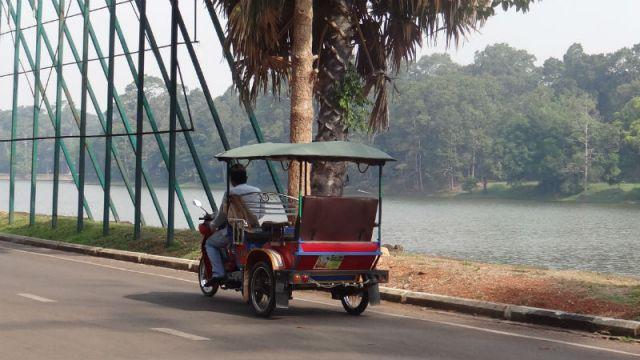 Preços no Camboja (Foto: Esse Mundo É Nosso)