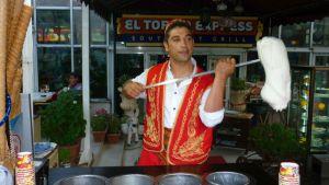 Dondurma - Sorvete na Turquia (Foto: Esse Mundo É Nosso)