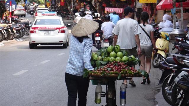 Hanói, Vietnã (Foto: Esse Mundo É Nosso)