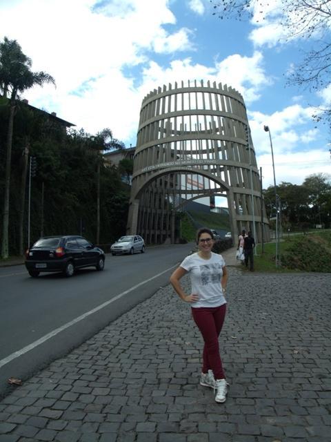 Roteiro na Serra Gaúcha - Portal de Bento Gonçalves