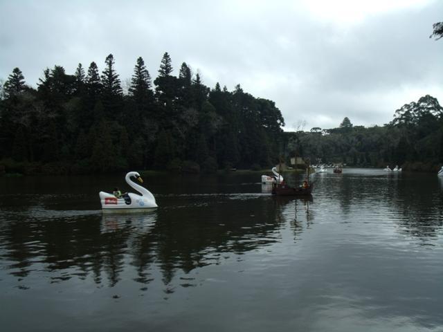 Roteiro na Serra Gaúcha - Lago Negro