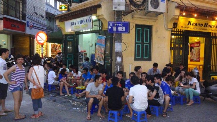 Vida em Hanoi, Vietnã (Foto: Esse Mundo É Nosso)