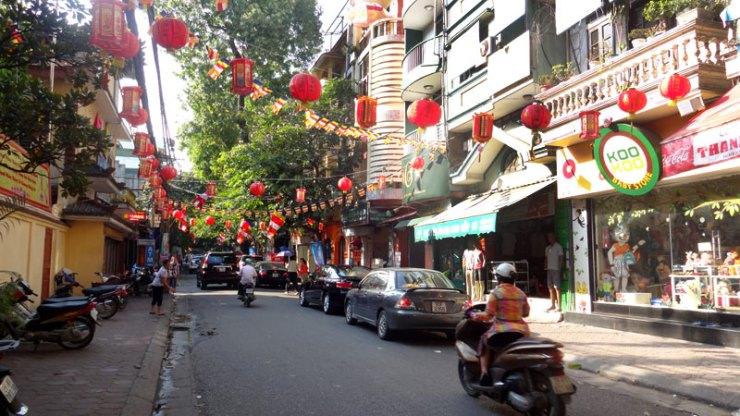 Hanoi, Vietnã (Foto: Esse Mundo É Nosso)