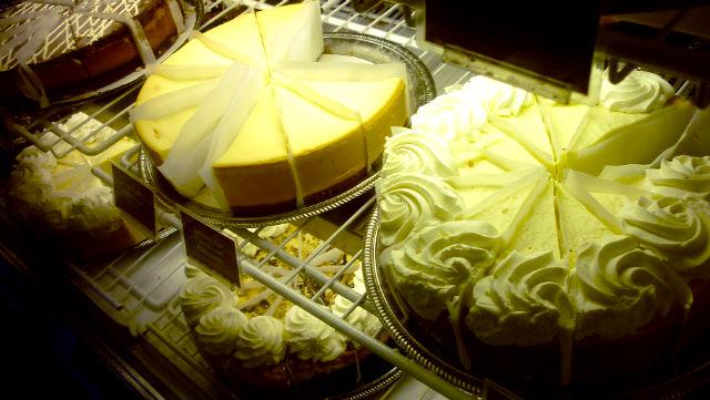 Cheesecake Factory (Foto: Esse Mundo é Nosso)
