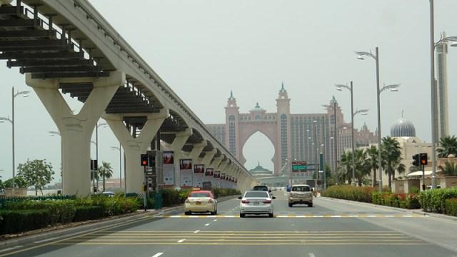 Palm Jumeirah, City Tour em Dubai (Foto: Esse Mundo É Nosso)
