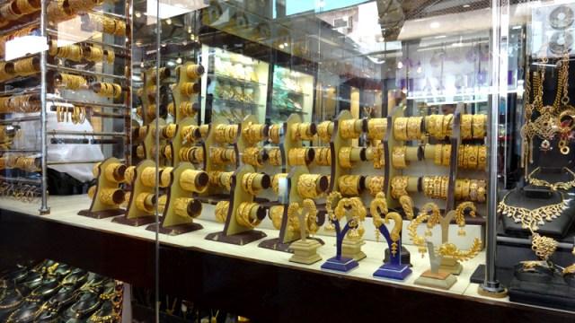 Mercado de Ouro, City Tour em Dubai (Foto: Esse Mundo É Nosso)