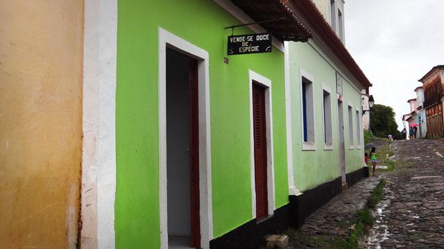 Doce de Espécie - Alcântara, Maranhão (Foto: Esse Mundo É Nosso)