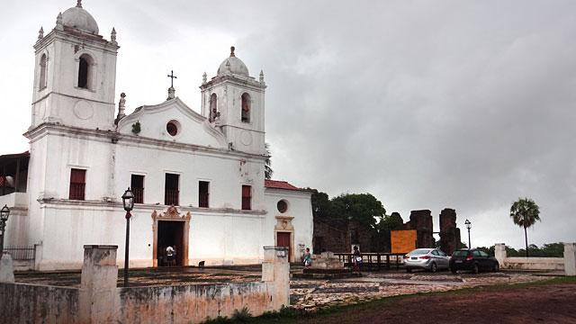 Convento do Carmo - Alcântara, Maranhão (Foto: Esse Mundo É Nosso)
