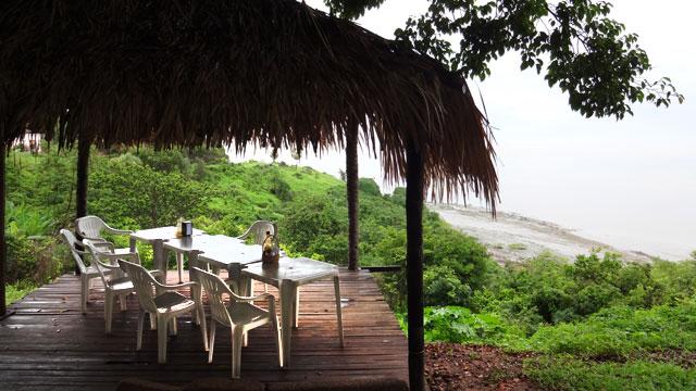 Restaurante Cantaria - Alcântara, Maranhão (Foto: Esse Mundo É Nosso)
