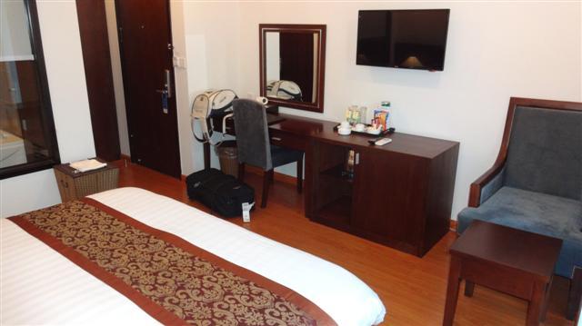 Onde ficar em Nha Trang: Hanói Golden Hotel (Foto: Esse Mundo É Nosso)