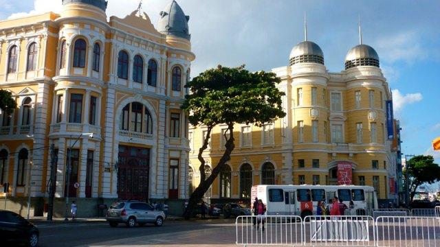 Marco Zero, Centro Histórico de Recife (Foto: Esse Mundo É Nosso)
