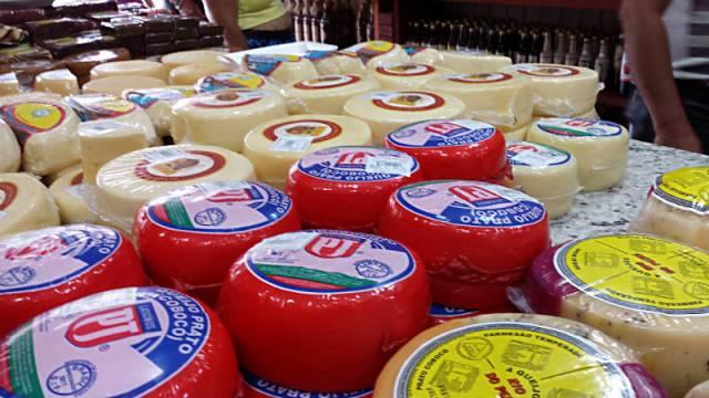 Compras em Monte Verde (Foto: Esse Mundo É Nosso)