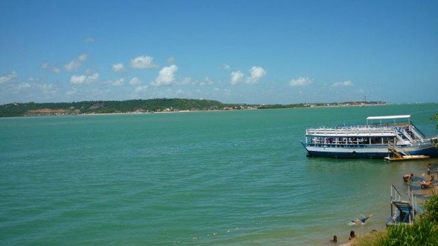 Praias de Maceió, Praia do Gunga e Lagoa do Retiro (Foto: Esse Mundo É Nosso)