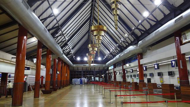 Aeroporto de Siem Reap, Camboja (Foto: Esse Mundo É Nosso)